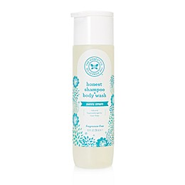 Honest 10 oz. Fragrance-Free Shampoo and Body Wash