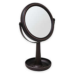 3x Vanity Mirror with Tray