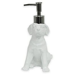 Bacova Labrador Lotion Dispenser