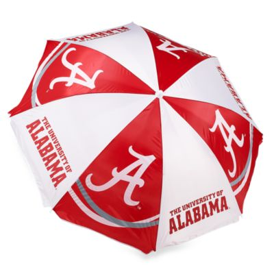University Of Alabama Beach Umbrella Bed Bath Amp Beyond
