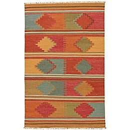 Jaipur Anatolia Byzantium Rug in Red Oxide