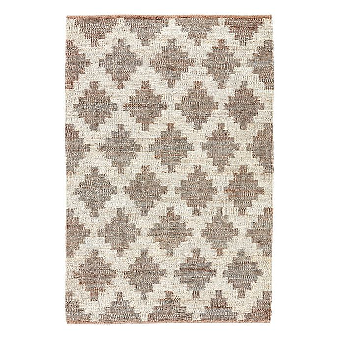 Alternate image 1 for Jaipur Feza Souk Rug in Medium Grey