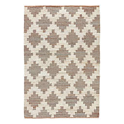 Jaipur Feza Souk 5-Foot x 8-Foot Rug in Medium Grey