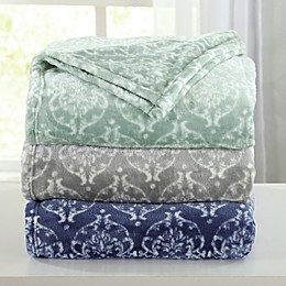 Great Bay Home Kingston Ultra Plush Blanket