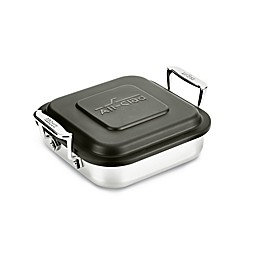 All-Clad Stainless Steel Square Baker with Lid