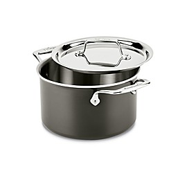 All-Clad LTD 4 qt. Covered Soup Pot