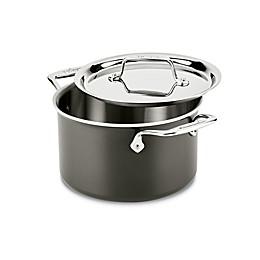 All-Clad LTD 4 qt. Covered Soup Pot