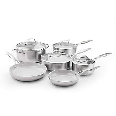 GreenPan™ Venice Pro Ceramic Nonstick 10-Piece Cookware Set