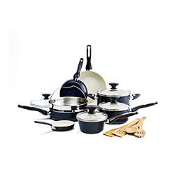 GreenPan™ Rio Ceramic Nonstick 12-Piece Cookware Set
