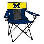 University of Michigan Elite Folding Chair