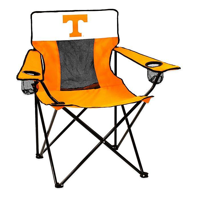 Alternate image 1 for University of Tennessee Elite Folding Chair