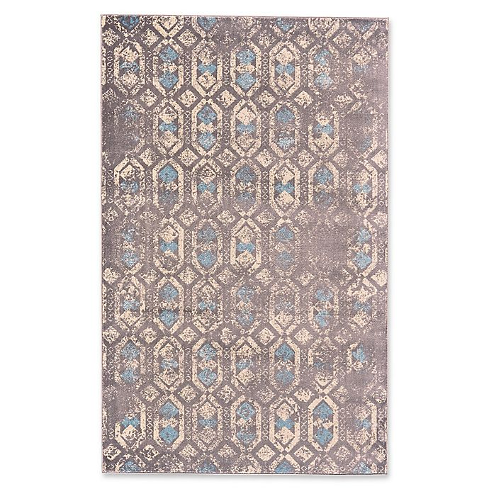 Feizy Aileen Geometric Area Rug Bed Bath Amp Beyond