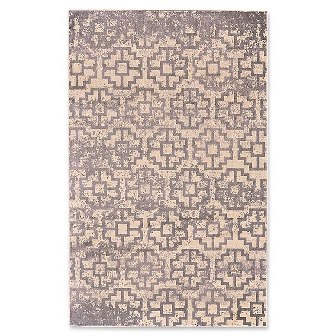Feizy Aileen Abstract Geometric Area Rug Bed Bath Amp Beyond
