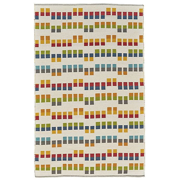 Alternate image 1 for Feizy Bashia Rows 8-Foot x 10-Foot Multicolor Area Rug