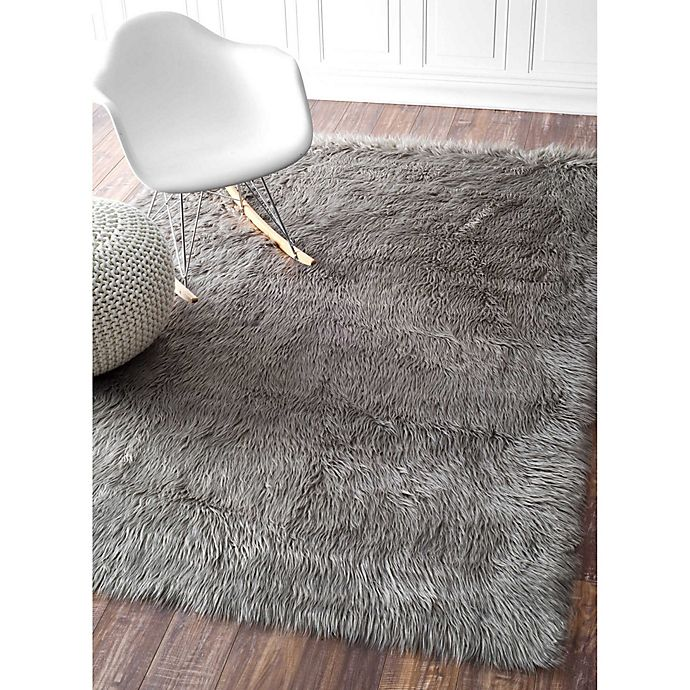 Alternate image 1 for nuLOOM Cloud Shag Rug
