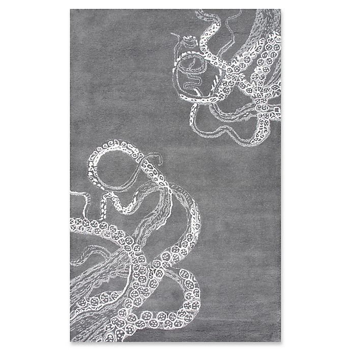 Alternate image 1 for Nuloom Octopus Tail Rug