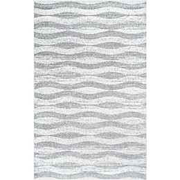 NuLOOM Tristan Rug in Grey