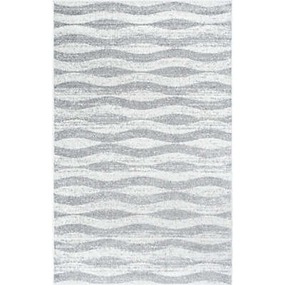 NuLOOM Tristan Rug in Grey