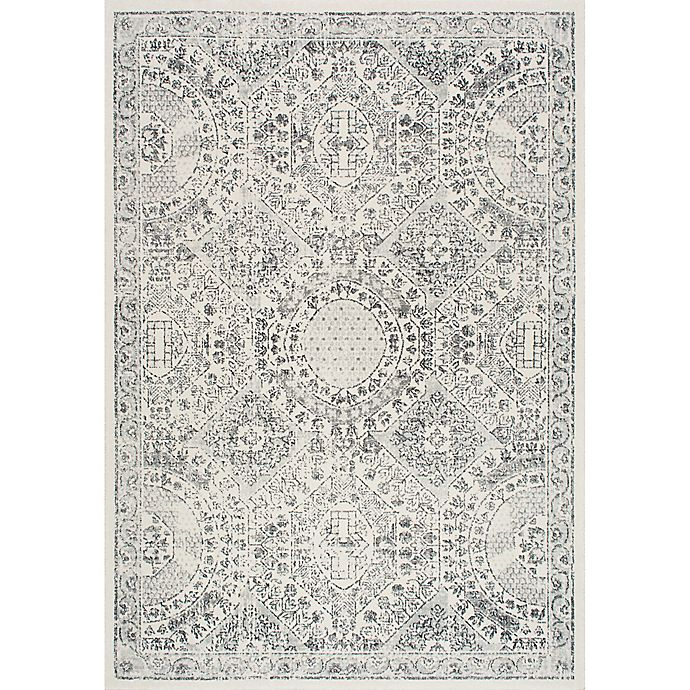 Alternate image 1 for nuLOOM Vintage Minta 5-Foot x 7-Foot 5-Inch Area Rug in Grey
