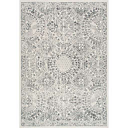 nuLOOM Vintage Minta Area Rug in Grey