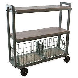Urb SPACE Transformable 3-Tier Cart System in Green