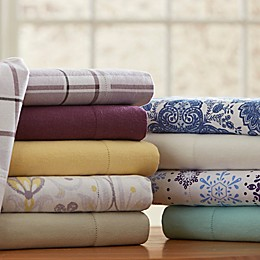 Pointehaven 200 GSM Flannel Sheet Set