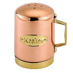 Old Dutch International Kosher Salt Shaker in Copper