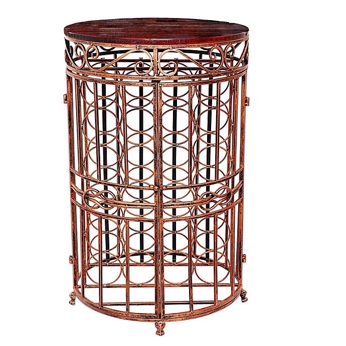 Alternate image 1 for Old Dutch International Russian River Wine Jail in Antique Copper