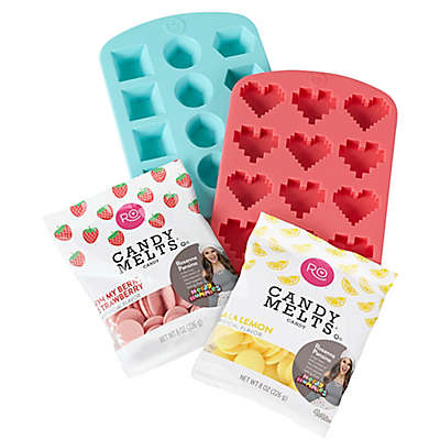 Rosanna Pansino by Wilton Hearts 'n Gems Candy Set