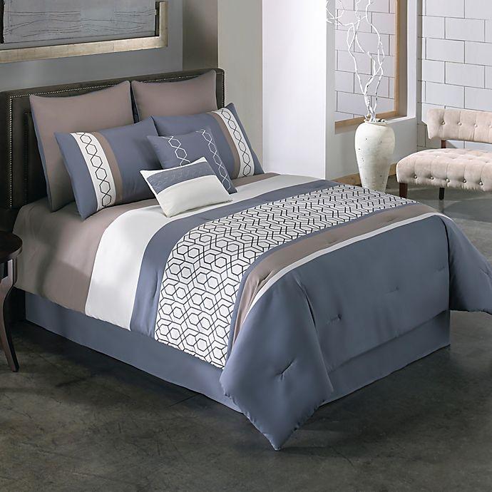 Alternate image 1 for Covington 8-Piece Comforter Set