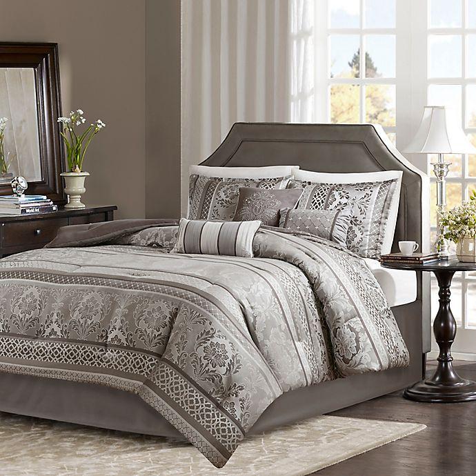 Madison Park Bellagio Comforter Set Bed Bath Amp Beyond