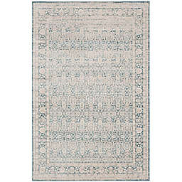 Safavieh Archive Canyon Rug in Blue/Grey