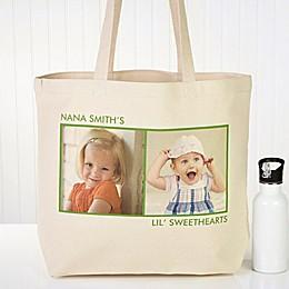 Picture Perfect 2-Photo Tote Bag