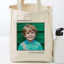 Picture Perfect 1-Photo Petite Tote Bag
