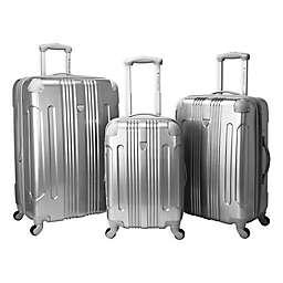 Traveler's Club® Polaris 3-Piece Hardside Spinner Luggage Set