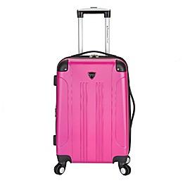 Traveler's Club® Chicago 2.0 Hardside Spinner Carry On