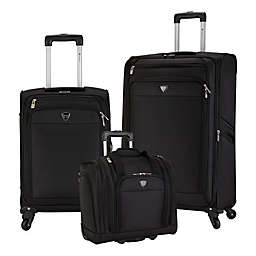 Traveler's Club® Monterey 3-Piece Luggage Set
