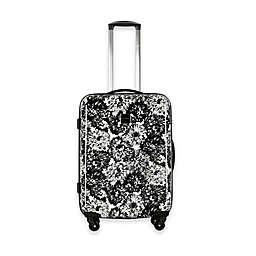Isaac Mizrahi Boldon 22-Inch Hardside Spinner Carry-On Luggage