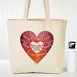 We Love You To Pieces Tote Bag