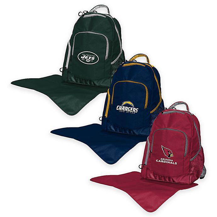 Lil Fan Nfl Diaper Backpack