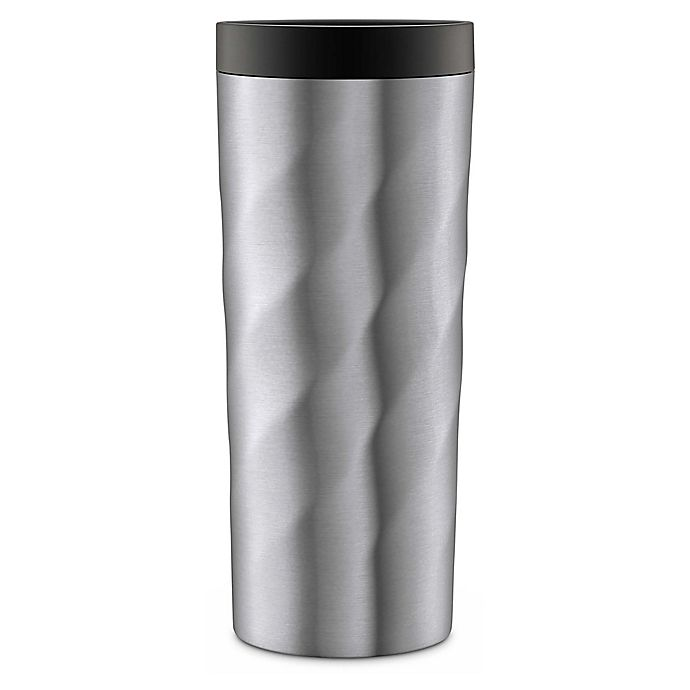Alternate image 1 for Ello Hammertime 18 oz. Stainless Steel Travel Mug in Nickel