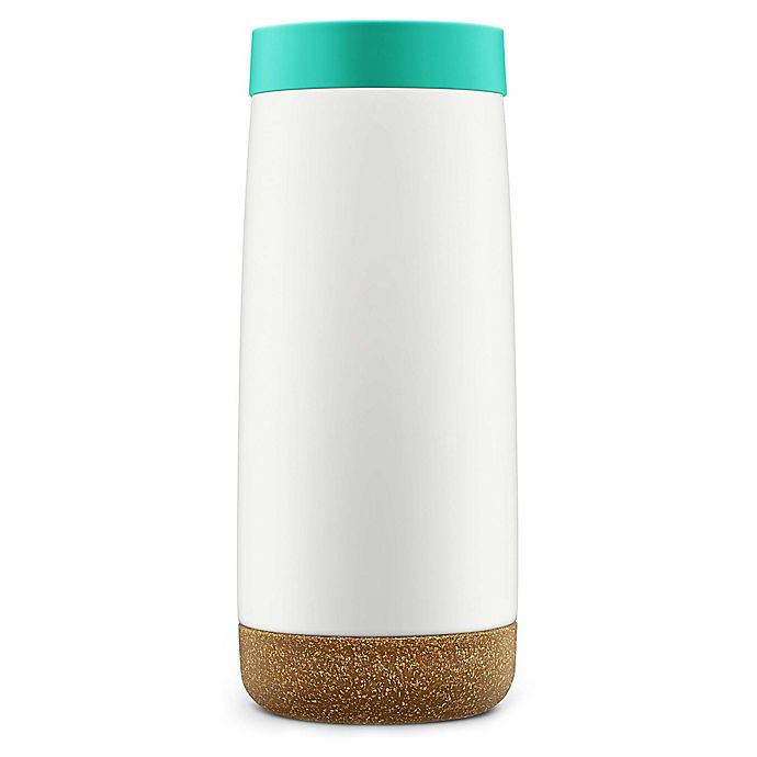 Alternate image 1 for Ello Vacuum-Insulated Stainless Steel 18 oz. Travel Mug in Mint