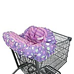 Floppy Seat® Shopping Cart Cover in Purple