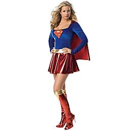 DC Comics Supergirl Women's Halloween Costume