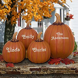Our Family Patch Pumpkin Collection