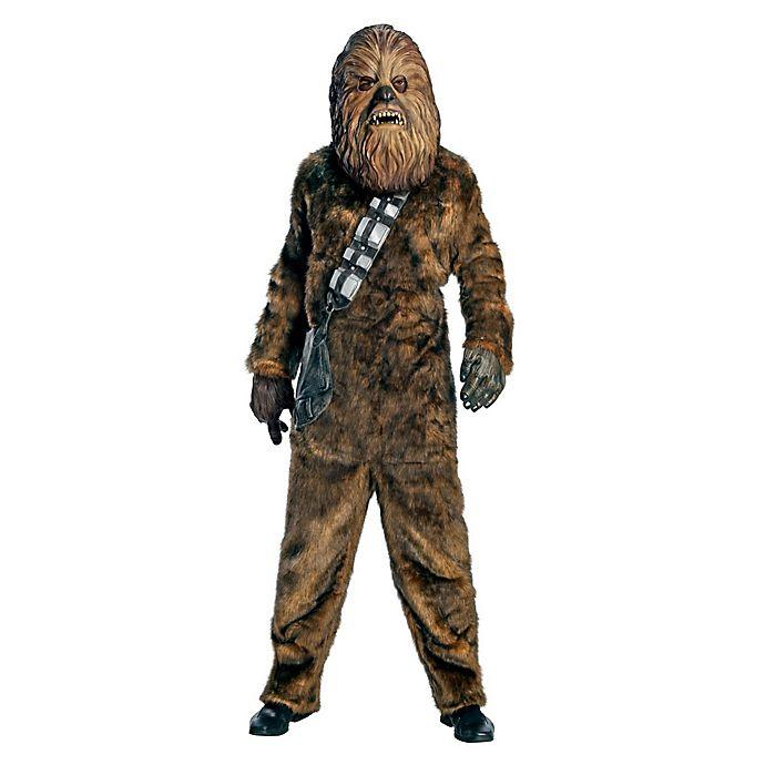 Alternate image 1 for Star Wars Chewbacca Halloween Costume