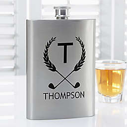 Golf Pro Premium Pocket Flask