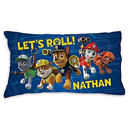 PAW Patrol™ Puptastic Pillowcase in Blue
