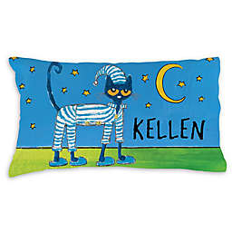 Pete the Cat Pajama Time Pillowcase in Blue