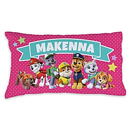 PAW Patrol™ Pawfect Pals Pillowcase in Pink